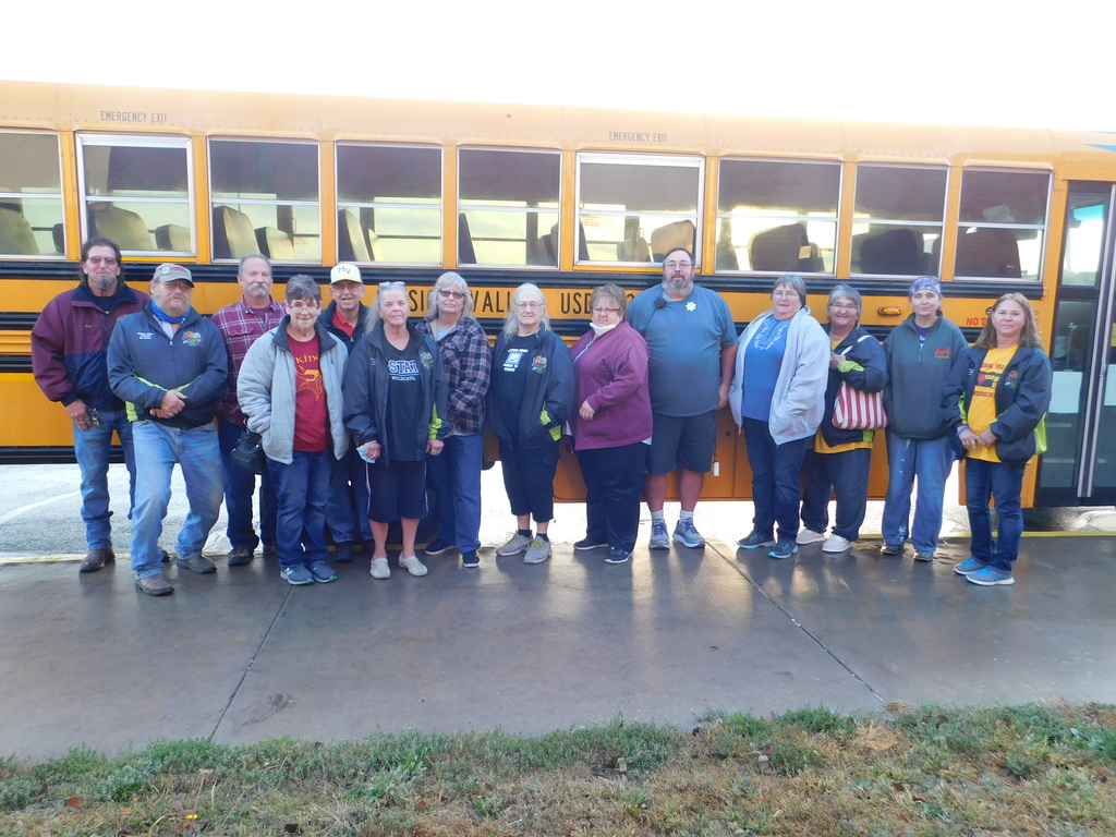 Our MV Awesome Bus Drivers!