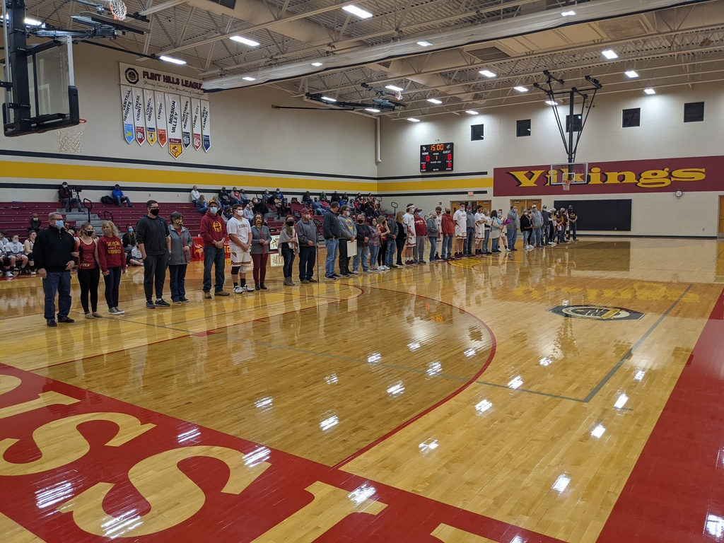 Senior Night Winter Sports