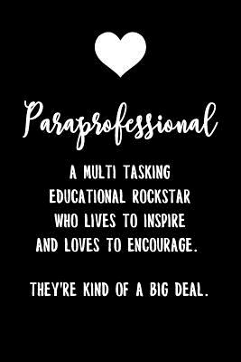 Paraprofessional quote for Paraprofessionals day
