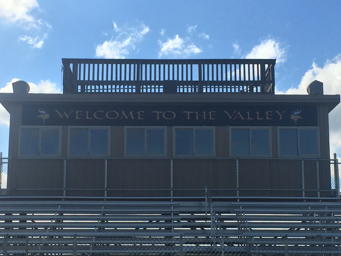'Welcome to the Valley'