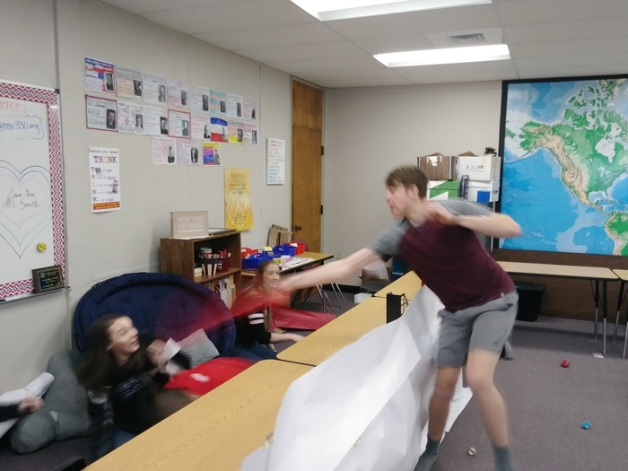 American History Trench Warfare