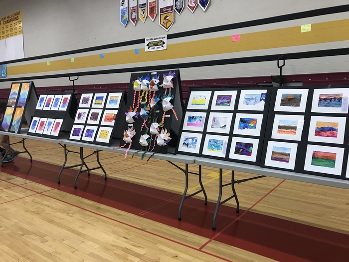 Fine arts night preview