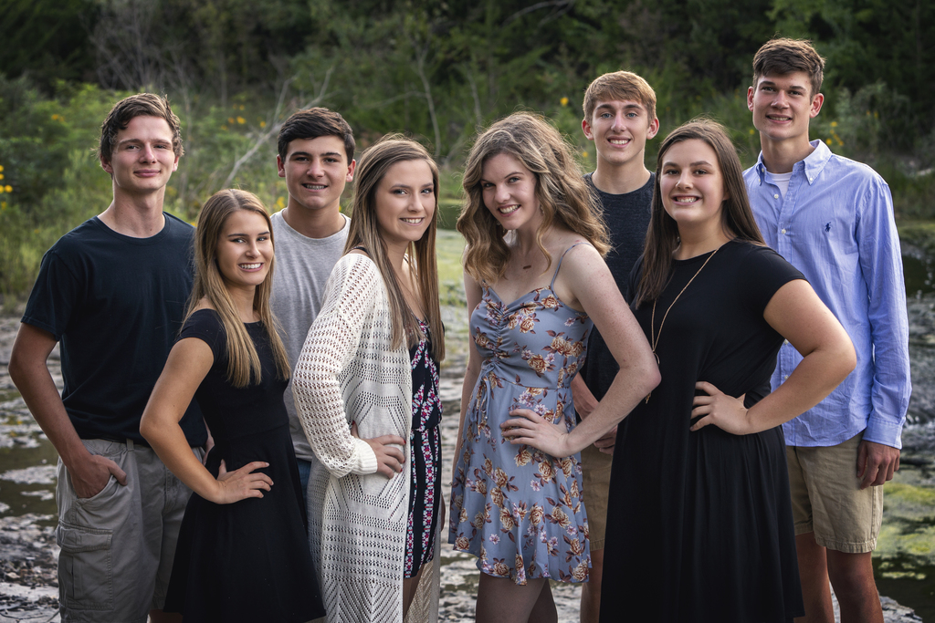 Homecoming Candidates for 2019