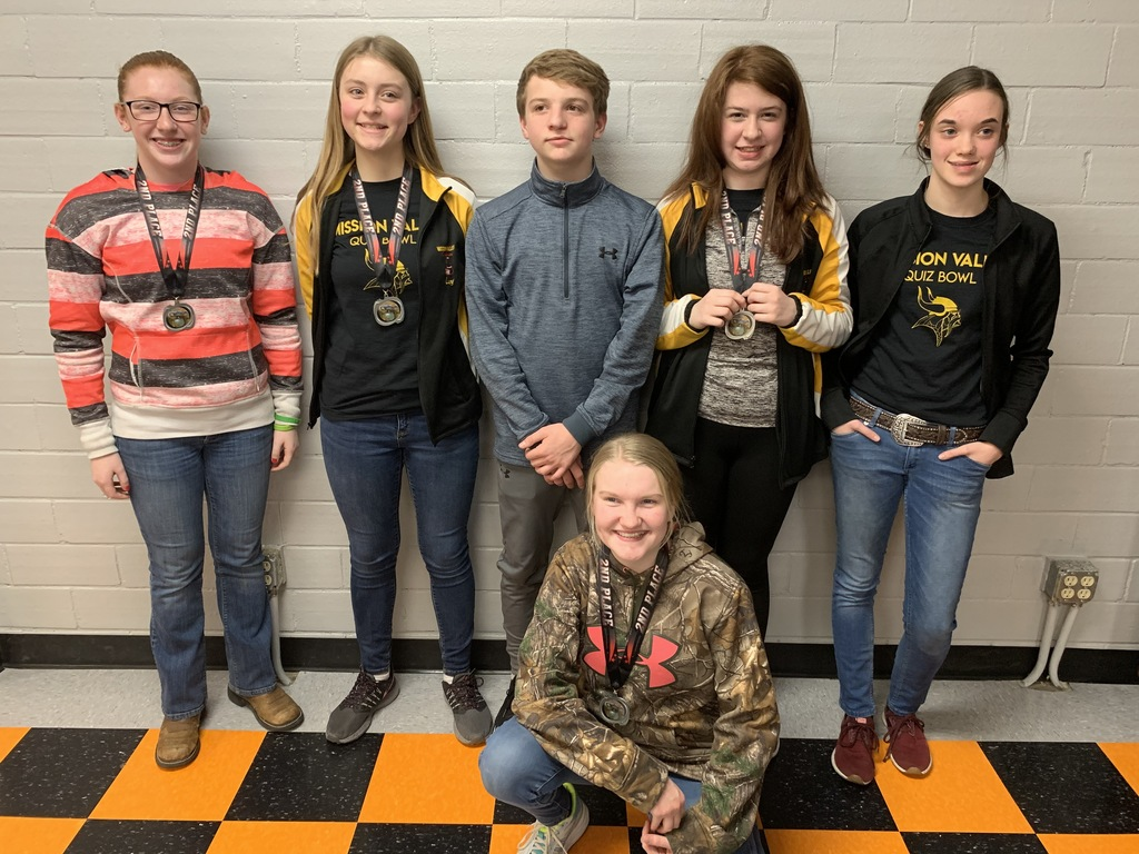 8th grade quiz bowl team